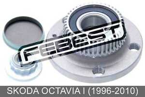 Rear Wheel Hub For Skoda Octavia I (1996-2010)