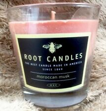 Root Candle Moroccan / Musk 6.3 Oz Veriglass Jar Free Shipping