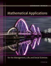 PDF Mathematical Applications for the Management, Life, and Social Sciences by