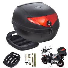 Motorradkoffer Rollerkoffer für Helm 36 L Top Case Roller Motorrad Helmkoffer DE