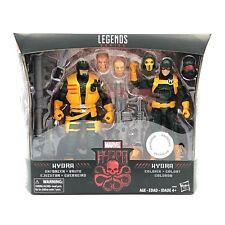 Hasbro Marvel Legends Hydra 2 PK Enforcer Soldier Tru Toys R US