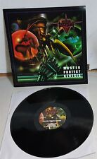 Target Master Project Genesis Black Vinyl LP Record new Floga Records