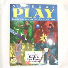 Outdoor Play: Sports Games for Kids All Ages Complete Guide Moshien Homeschool