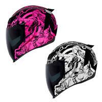 ICON Airflite (Pleasuredome Redux) Motorcycle Helmet
