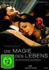 La magie de la vie-Guzaarish-BOLLYWOOD DVD NEUF + OVP!