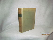 Antique Book - Nine Plays by Eugene O'Neill