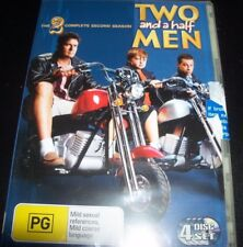 Two And A Half Men Complete Season Two 2 (Australia Region 4) DVD – New