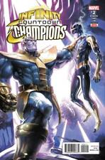 Infinity Countdown: Champions #2, NM 9.4, 1st Print,2018 Flat Rate Ship-Use Cart