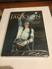 New Michael Jackson Life Of A Superstar Unauthorized Biography Dvd