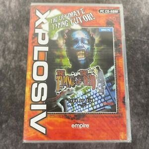 The Typing Of The Dead PC Game NEW Sealed CD-Rom SEGA Ultimate Typing Tutor