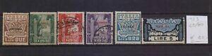 !  Italy Eritrea 1923.   Stamp. YT#65/70. €40.00!