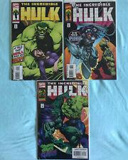 The Incredible Hulk #429-430, 432 (1995) Marvel Comics Speedfreak