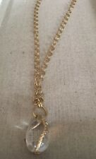 Stella & Dot Snake Orb Pendant Necklace