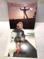 """33 1/3 RPM 12"""" [Frankie Laine] Records (lot Of 2) See Description."""