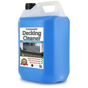 Composite Decking Cleaner & Restorer 5L