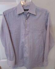Ermenegildo Zegna Men's Long Sleeve Casual Button Front Shirt Medium EUC
