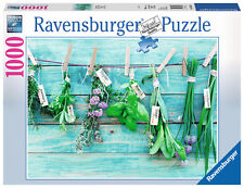 Ravensburger Fresh Herbs 1000pc Jigsaw Puzzle Rb19612-8