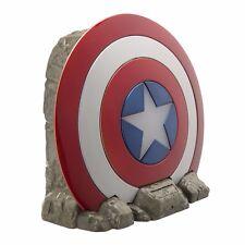 Marvel Captain America Light Up Shield Bluetooth Speaker w/Speakerphone