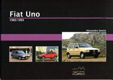Fiat Uno including Turbo 1983-1995- great history book