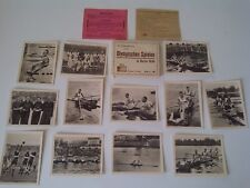 (12) Original Photos 1936 Berlin Olympic / Olympischen Spielen ((RARE!)) #1