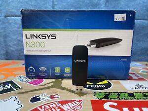 Genuine  CISCO Linksys N300 Wireless-N Wi-Fi USB Adapter AE1200 300Mb 802.11bgn