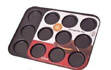 D.Line Non Stick 12 cup Non-Stick Whoopie Pie Pan 35.5cm x 27cm x 1.5cm
