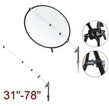 Universal Grip Light Stand Reflector Disc Arm Only