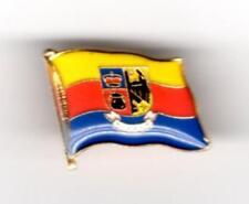 NORDFRIESLAND Pin Flaggenpin Anstecknadel Anstecker Flagge Fahne Emblem NEU