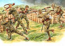 """1/35 """"Bloody Atoll Series"""" Set #3 - Hand to Hand Combat, Tarawa, 5 figure set"""