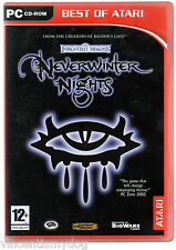 Neverwinter Nights (triple CD-rom PC: Windows, 2002)