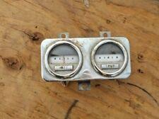 1949 Mercury guages gauges