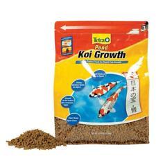 TetraPond Koi High-Protein Growth Diet Soft Sticks Pond Fish Food 4.85-Pound New