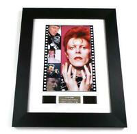 DAVID BOWIE FRAMED FILM CELLS ORIGINAL MUSIC MEMORABILIA ZIGGY STARDUST