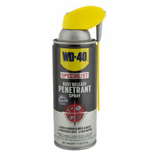 2 WD-40 Specialist 300004 Rust Release Penetrant Aerosol 11 Oz. Spray Cans