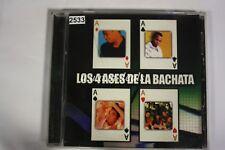 Los 4 Ases De La Bachata - Various Artists - Music CD