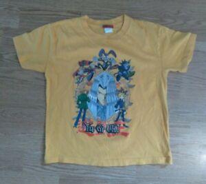 Vintage Yu-Gi -Oh 1996 Kazuki Takahashi Youth Size L T Shirt