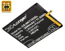 batería del Li-polímero 3.85V 3000mAh tipo HE316 HE317 HE335 Para Nokia 6