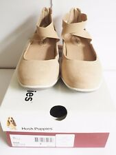 """Size 7 """"Hush Puppies"""" Gorgeous Ladies Flats. Brand New in Box. Bargain Price!"""
