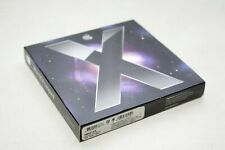Apple Mac OS X v10.5 Leopard - Retail box - DVD