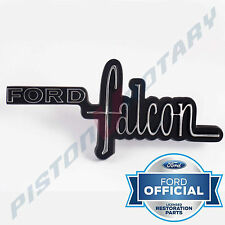 FORD FALCON Grille Badge , Chrome , New for XY grill GS GT