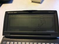 Vintage HP Hewlett Packard 320LX Palmtop PC Rare Handheld