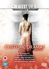 Greatest Ever Costume Dramas Collection: Volume 1 DVD (2008) Cate Blanchett,