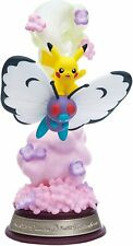 Pokemon SWING VIGNETTE Collection Pikachu & Butterfree Japan NEW Pocket Monster