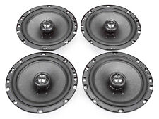 (2) NEW SKAR AUDIO RPX65 SPORT 6.5-INCH 2-WAY COAXIAL SPEAKERS 2 PAIRS