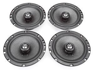 (2) NEW SKAR AUDIO RPX65 SPORT 6.5-INCH 2-WAY COAXIAL SPEAKERS 2 PAIRS