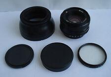 Arsat C 2.8/80 Russian Soviet Lens for Pentacon Six 6, Kiev 60 camera #9408606