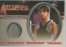 "Battlestar Galactica Premiere - CC3 ""Lt Sharon 'Boomer' Valerii"" Costume Card"