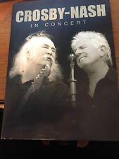 Crosby-Nash: In Concert (DVD, 2011)