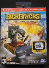 SickBricks Beam-To-Play Video Game Captain Blockbeard vs.Greatbite Shark