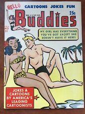 Hello Buddies #51 Harvey File Copy Digest Comic 1951
